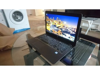 HP Workstation ZBook 15u G3 i7 16 gb ram 512 gb ssd - Jönköping - HP Workstation ZBook 15u G3 i7 16 gb ram 512 gb ssd - Jönköping