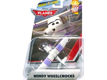 Windy Wheelchocks - Disney Planes 2 Original Metal