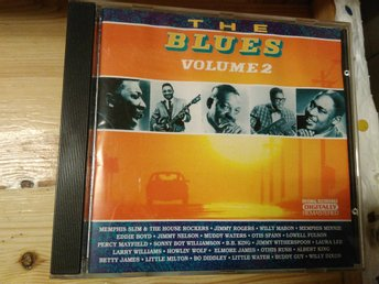 The Blues Volume 2, CD