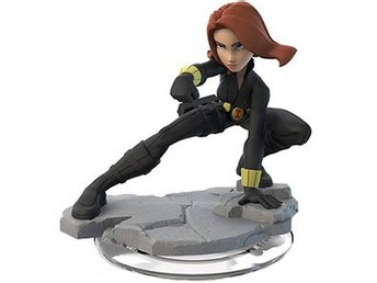 Black Widow - Marvel - Disney Infinity  - PS3 PS4 Xbox Wii
