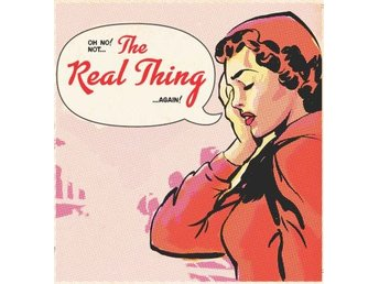Real Thing: Oh No Not The Real Thing Again! (Vinyl LP)