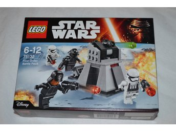Rebel Trooper Battle Pack Star Wars LEGO 75132 (Star Wars) Ny Oöppnad