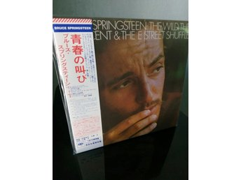 BRUCE SPRINGSTEEN - THE WILD, THE INNOCENT... *Mini-LP Japan press* CD *Ny*