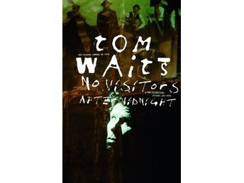 DVD Tom Waits No visitors after midnight