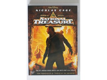 National Treasure, DVD