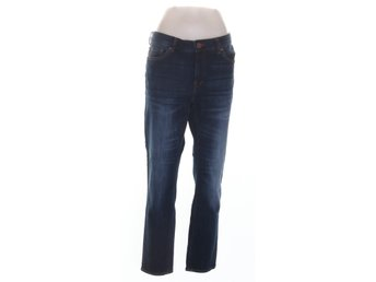 Denim By Lindex, Jeans, Strl: 46, Blå