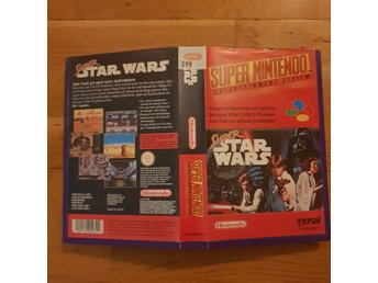 Super Star Wars - Hyrbox - Super Nintendo Yapon SNES
