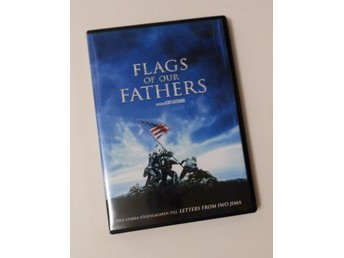 Flags Of Our Fathers - DVD - Svensk text