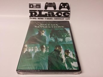 Matrix Revolution NY DVD