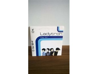 Ladytron - Playgirl, single CD