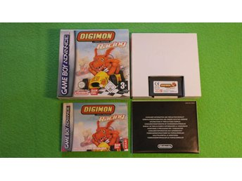 Digimon Racing KOMPLETT Gameboy Advance GBA - Ekerö - Digimon Racing KOMPLETT Gameboy Advance GBA - Ekerö