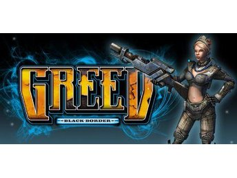 Greed: Black Border Steam CD Key