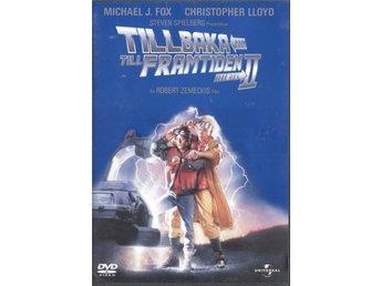 Back to the Future Part II - 2005 - DVD - Michael J. Fox - Bålsta - Back to the Future Part II - 2005 - DVD - Michael J. Fox - Bålsta