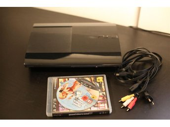 Playstation 3 Ultra Slim (500GB) + GTA V, Sony