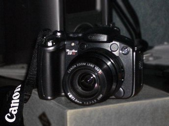 PowerShot S5 IS - 8,0 Mp