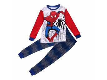 Spiderman Pyjamas Strlk ca 100 (4Y)