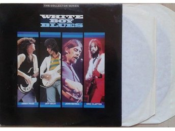 Various Artists   titel*  White Boy Blues*2 × LP, Comp.