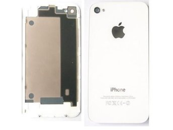 iphone 4 vit Baksida
