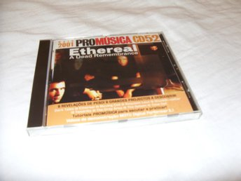 ProMusica CD52 Maj 2001 Portugal Music audio CD Mac PC CD ROM