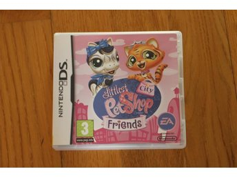 NINTENDO DS Littlest Pet Shop Nyskick!