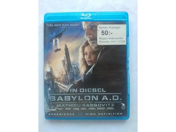 BluRay - Babylon A.D. - Kallinge - BluRay - Babylon A.D. - Kallinge