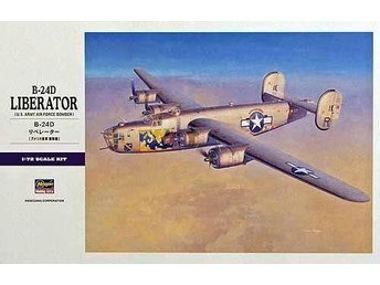 Hasegawa B-24D Liberator 1/72. Out of production!