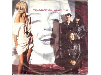 Transvision vamp - The only one  1989  VG+