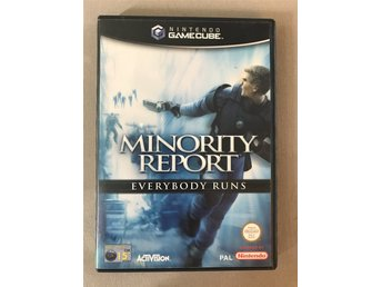 Minority Report: Everybody Runs (Nintendo Gamecube)
