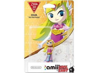 Nintendo amiibo Zelda Collection (Wind Waker Zelda)