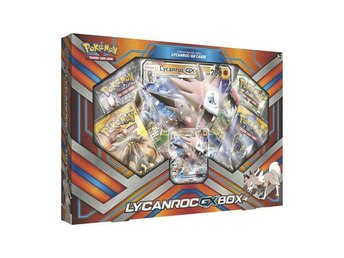 Pokemon Lycanroc GX Box - Kortspel