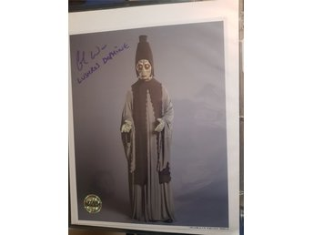 Colin Ware - Star Wars autograf