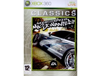 Need for Speed Most Wanted Classics