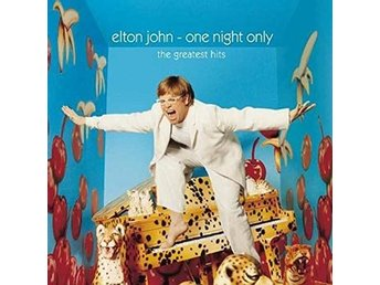 John Elton: One night only / Greatest hits (2 Vinyl LP + Download)