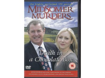 Midsomer Murders Death in a Chocolate Box 2007 DVD