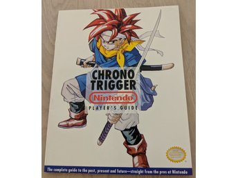 Chrono Trigger - [ NINTENDO ] -  PLAYERS GUIDE