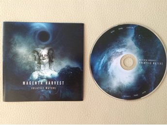"MAGENTA HARVEST "" VOLATILE WATERS"", FINLAND 2014, DEATH METAL!"