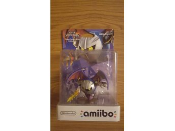 Meta Knight No 29 Amiibo Nintendo Wii U Switch