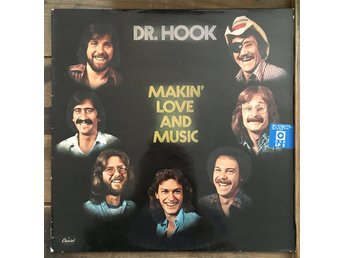 DR HOOK - MAKIN' LOVE AND MUSIC