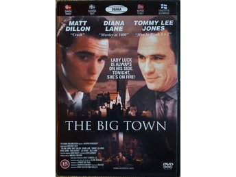 The Big Town - 1987 (Matt Dillon, Tommy Lee Jones)