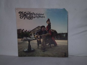 Lee Hazlewood & Ann-Margret  -  The Lady       US ORIGINAL 1969  STILL SEALED !!
