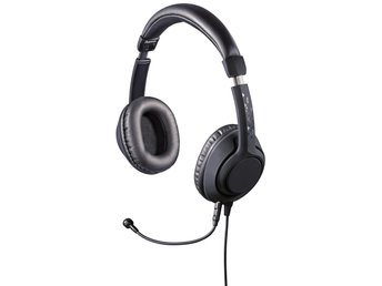 HAMA PC Headset Black Desire Svart headset
