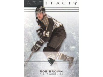 2014-15 Artifacts #32 Rob Brown