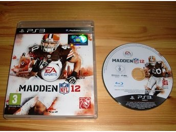 PS3: Madden NFL 12
