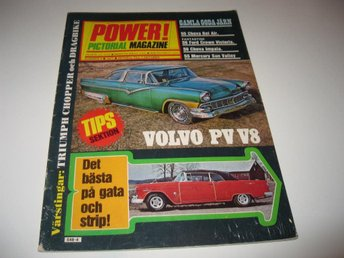 Power 1977-4 Mercury Sun Valley 1955..Ford Crown Victoria 56