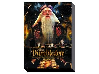 Harry Potter Canvastryck Dumbledore