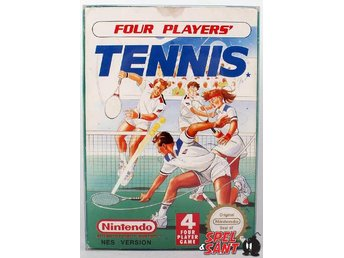 Four Players Tennis (inkl. Skyddsbox & Pal A) - Norrtälje - Four Players Tennis (inkl. Skyddsbox & Pal A) - Norrtälje