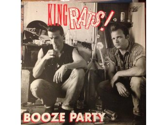King Rats - Booze Party, Rockabilly