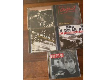 Bob Dylan- Bundle 5 st CD!