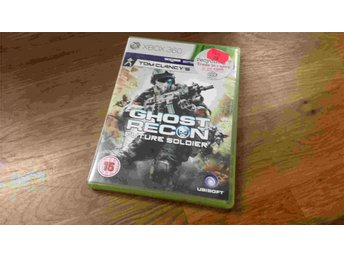 TOM CLANCYS GHOST RECON FUTURE SOLDIER XBOX 360 BEG