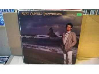 Mike Oldfield - Incantations, 2 x LP